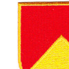 36th Field Artillery Regiment Patch | Upper Left Quadrant