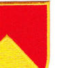 36th Field Artillery Regiment Patch | Upper Right Quadrant
