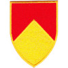 36th Field Artillery Regiment Patch