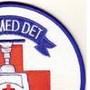 36th Aviation Medical Detachment Patch   Upper Right Quadrant