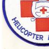 36th Aviation Medical Detachment Patch   Lower Left Quadrant