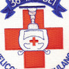 36th Aviation Medical Detachment Patch   Center Detail