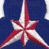 36th Army Corps Patch | Center Detail