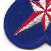36th Army Corps Patch | Lower Left Quadrant