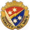 369th Signal Battalion Patch Quality All Ways