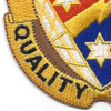369th Signal Battalion Patch Quality All Ways | Lower Left Quadrant