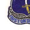 369th Infantry Regiment Patch | Lower Left Quadrant