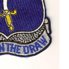 369th Infantry Regiment Patch | Lower Right Quadrant