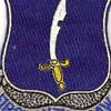 369th Infantry Regiment Patch | Center Detail