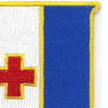 368th Medical Battalion Patch | Upper Right Quadrant