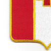 368th Medical Battalion Patch | Lower Left Quadrant
