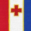 368th Medical Battalion Patch | Center Detail