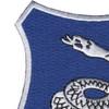 369th Infantry Regiment Snake Patch | Upper Left Quadrant