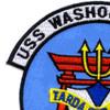 USS Washoe County LST-1165 Patch   Upper Left Quadrant