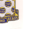 368th Infantry Regiment Patch | Lower Right Quadrant