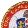 USS Rafael Peralta DDG-115 Destroy Ship Patch