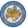 USS PEGASUS PHM-1 Patrol Combatant Missile Hydrofoil Military Patch
