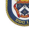 USS Paul Ignatius DDG 117 Patch | Lower Left Quadrant