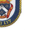 USS Paul Ignatius DDG 117 Patch | Lower Right Quadrant