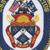 USS Paul Ignatius DDG 117 Patch | Center Detail
