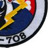USS Parle DE-708-MOH Patch   Lower Right Quadrant