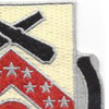 3643rd Support Battalion Patch | Upper Right Quadrant