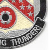 3643rd Support Battalion Patch | Lower Right Quadrant