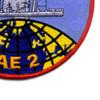USS Nitro AE-2 Poseidon Patch   Lower Right Quadrant