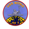 USS Nitro AE-2 Poseidon Patch