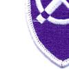 360th Civil Affair Brigade Patch | Lower Left Quadrant