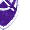 360th Civil Affair Brigade Patch | Lower Right Quadrant