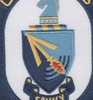 USS Sides FFG-14 Guided Missile Frigate Ship Patch