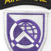 360th Civil Affair Airborne Brigade Patch | Center Detail