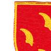 360th Airborne Field Artillery Battalion Patch | Upper Left Quadrant