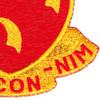 360th Airborne Field Artillery Battalion Patch | Lower Right Quadrant