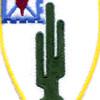 35th Infantry Regiment Patch | Center Detail