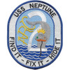 USS Neptune ARC-2 Cable Repair Class Ship Patch