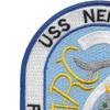 USS Neptune ARC-2 Cable Repair Class Ship Patch | Upper Left Quadrant