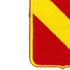 35th Field Artillery Regiment Patch | Lower Left Quadrant