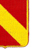 35th Field Artillery Regiment Patch | Lower Right Quadrant