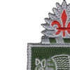 35th Armor Regiment Patch | Upper Left Quadrant