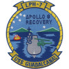 USS Guadalcanal LPH-7 Apollo 9 Recovery Patch