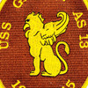 USS Griffin AS-13 Patch - Version B | Center Detail