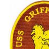 USS Griffin AS-13 Patch - Version B | Upper Left Quadrant