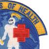 359th Aerospace Medicine Squadron Patch | Upper Right Quadrant