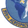 359th Aerospace Medicine Squadron Patch | Lower Left Quadrant