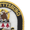 USS Gettysburg CG-64 Patch | Upper Right Quadrant