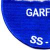USS Garfish SS-30 H-3 Submarin Patch   Lower Left Quadrant