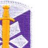 357th Civil Affair Brigade Patch | Upper Right Quadrant