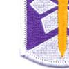 357th Civil Affair Brigade Patch | Lower Left Quadrant